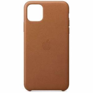 アップル(Apple) MX0D2FE/A iPhone 11 Pro Max レザーケース サドルブラウン