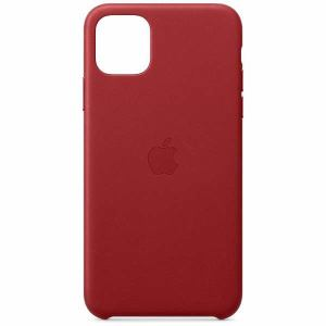 アップル(Apple) MX0F2FE/A iPhone 11 Pro Max レザーケース (PRODUCT)RED