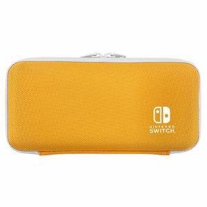 キーズファクトリー SLIM HARD CASE for Nintendo Switch Lite ライトオレンジ