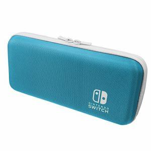 キーズファクトリー HARD CASE for Nintendo Switch Lite セルリアンブルー
