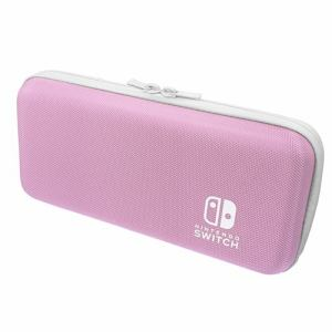 キーズファクトリー HARD CASE for Nintendo Switch Lite ペールピンク