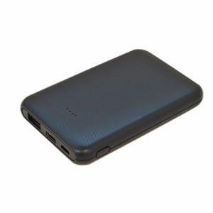 ラスタバナナ RLI050M2A01BK モバイルバッテリー iPhone iPad スマホ タブレット 対応 Smart IC 2.1 ブラック