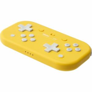 サイバーガジェット CY-8BDLBG-YE 8BitDo Lite Bluetooth Gamepad Yellow Edition   Yellow