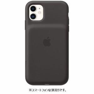 アップル MWVH2ZA/A iPhone 11 Smart Battery Case with Wireless Charging ブラック