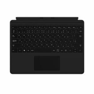 Microsoft QJW-00019 Surface Pro X タイプカバー Surface Pro X キーボード  ブラック