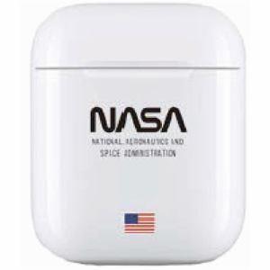 サムライワークス NA-AP2-003 NASA AirPods case WHITE