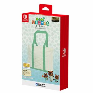 HORI あつまれ どうぶつの森 トートバッグ for Nintendo Switch NSW-240