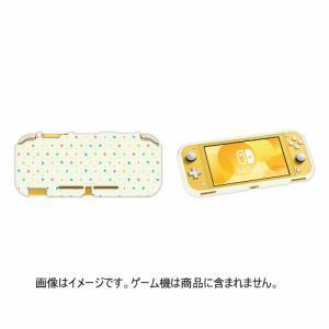 HORI あつまれ どうぶつの森 TPUセミハードカバー for Nintendo Switch Lite NS2-060