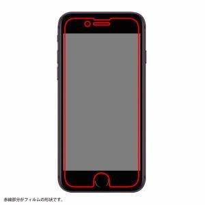 レイ・アウト 2020 iPhoneSE(第2世代)/8/7/6s/6 フィルム 指紋防止 光沢 RT-P25F/A1