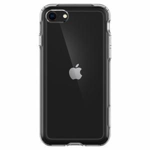 SPIGEN ACS00885 iPhone SE(第二世代)用ケース クリアー