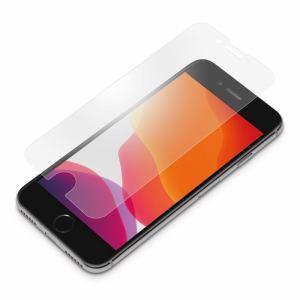PGA PG-20MTA02 2020年 iPhoneSE(第2世代)用 治具付き 液晶保護フィルム Premium Style 究極さらさら