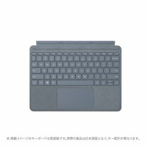 Microsoft KCS-00123 Surface Go SIgnature タイプ カバー アイスブルー