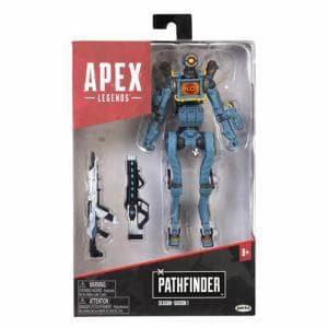 【発売日翌日以降お届け】Apex Legends 6インチフィギュア Pathfinder 407074-12