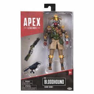 【発売日翌日以降お届け】Apex Legends 6インチフィギュア Bloodhound 407084-12