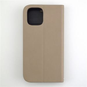 CCCフロンティア iPhone 12 Pro / iPhone 12 (2020年発売 6.1インチ) ケース Daily Wallet Case beige UNI-CSDIP20L-2DWBE