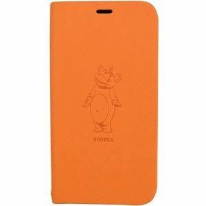 CCCフロンティア iPhone 12 Pro/12用  ケース ウルトラカイジュウウォレットケース BOOSKA UNI-CSDIP20L-2ULBOO