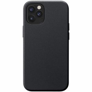 CCCフロンティア iPhone 12 mini (2020年発売 5.4インチ) ケース Smooth Touch Hybrid Case black UNI-CSIP20M-1STBK