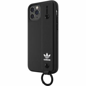adidas iPhone 12 Pro / iPhone 12 (2020年発売 6.1インチ)OR Hand Strap Case FW20 black 42394