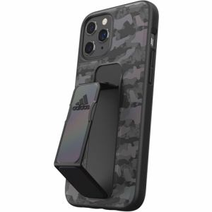 adidas iPhone 12 Pro MAX (2020年発売 6.7インチ) SP Grip case CAMO FW20 black 42453