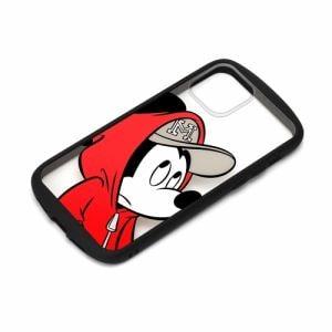 PGA PG-DGT20G01MKY iPhone12/iPhone12 Pro用 ガラスタフケース Disney Premium Style ミッキーマウス