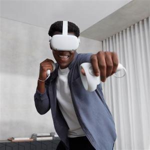 オキュラス Facebook  Oculus VR 301-00353-01 Oculus Quest 2 256GB ライトグレイ オキュラスクエスト2