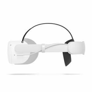 Facebook 301-00370-01 Oculus Quest 2 Eliteストラップ バッテリーおよび携帯ケース付き オキュラスクエスト2