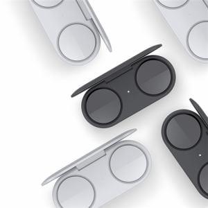 マイクロソフト HVM-00015 Surface Earbuds ダークグレー