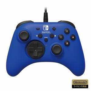 ホリ NSW-155 ホリパッド for Nintendo Switch ブルー