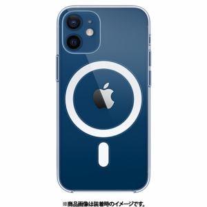 アップル Apple MHLL3FE/A MagSafe対応iPhone 12 mini クリアケース