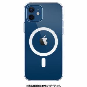 アップル Apple MHLM3FE/A MagSafe対応iPhone 12/12 Pro クリアケース