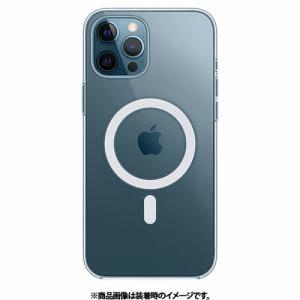 アップル Apple MHLN3FE/A MagSafe対応iPhone 12 Pro Max クリアケース