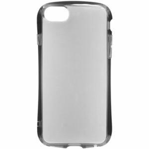 ラスタバナナ 5946IP047TP iPhone SE(第2世代)/iPhone 8/iPhone 7/iPhone 6s 用 TPUケース 2.7mm クリアブラック