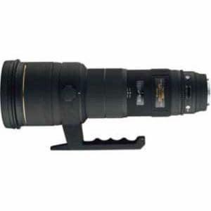 シグマ 単焦点望遠レンズ APO 500mm F4.5 EX DG ソニー用 フルサイズ対応
