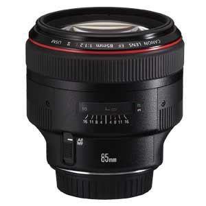 キヤノン Canon EF 85mm F1.2L II USM レンズ