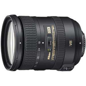 Nikon レンズ AFSDXED18-200VR2