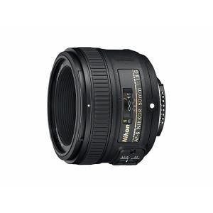 ニコン カメラレンズ AF-S Nikkor 50mm f/1.8G ニコンFマウント