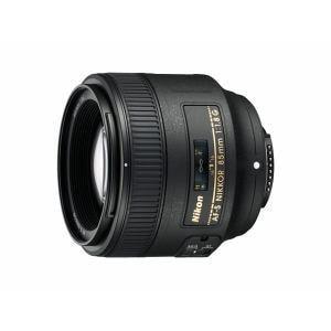 ニコン AF-S NIKKOR 85mm f/1.8G 中望遠単焦点レンズ