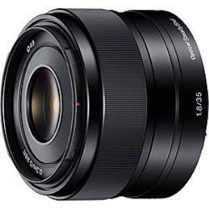 SONY 交換レンズ SEL35F18