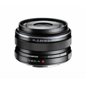 Olympus 交換レンズ EZM17/F1.8BLK