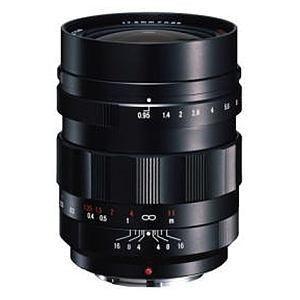 Cosina レンズ NOKTON17.5MMF0.95BK