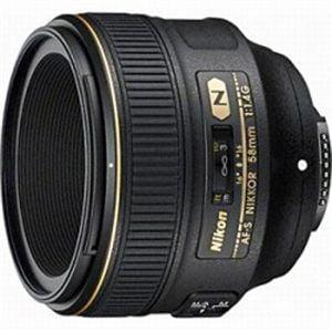 Nikon レンズ AFS58F1.4