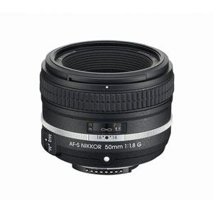 AF-S NIKKOR 50mm f/1.8G (Special Edition) 交換用レンズ