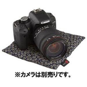 ハクバ KZB-S-CNV カメラ ざ・ぶとん Sサイズ 桜紺   桜紺