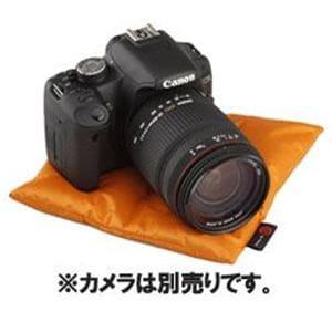 ハクバ KZB-S-OR カメラ ざ・ぶとん Sサイズ オレンジ   オレンジ