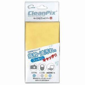 エツミ マイクロファイバー M  イエロー  E-5130