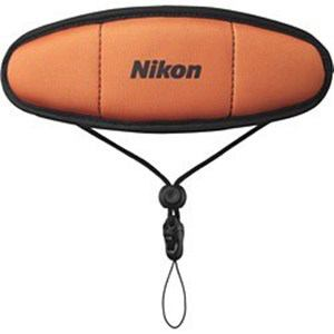 ニコン(Nikon) FTST1 OR フロートストラップ (オレンジ)
