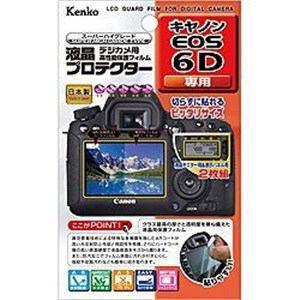 ケンコー 液晶保護フィルム(キヤノン EOS 6D専用) KLP-CEOS6D