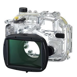 Canon PowerShot G1 X Mark II用 ウォータープルーフケース WP-DC53