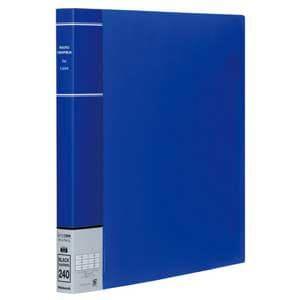 ナカバヤシ L判 3段 2列 240枚収納 ポケットアルバム(ブルー) PH6L-1024-B