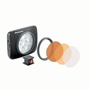 マンフロット LUMI LEDライト 440 lux ART MLUMIEART-BK